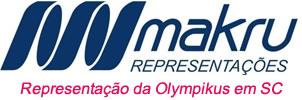 Makru Representações - Representante Olympikus em SC
